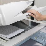 General instructions for photocopiers